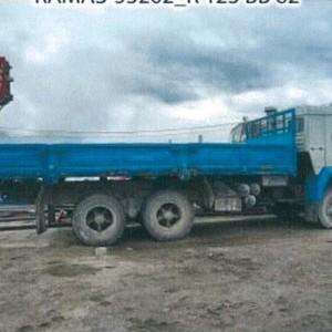 ПИ011261Лот 4 КАМАЗ-53202 (год выпуска 1992)