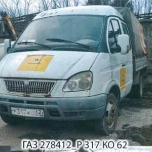 ПИ011261Лот 6 ГАЗ 278412 (год выпуска 2006)