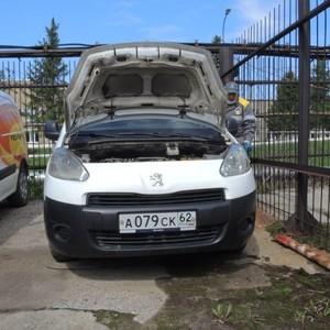 ПИ011261 ЛОТ 16: Peugeot Partner 2014 г.в