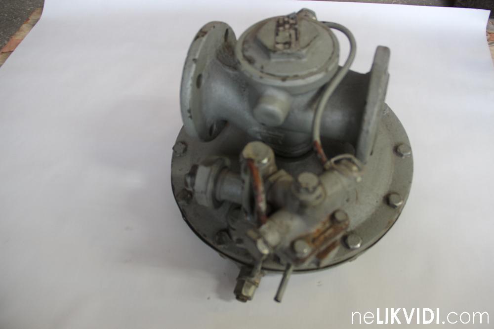 Регулятор давления газа РДБК 1П-50/25