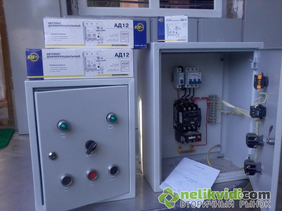 ВЕНТ 401 02 IP 54 (Управляющее устройство)