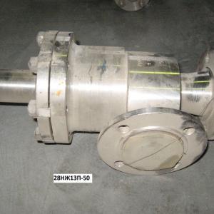 Клапан предохранительный 28нж16п